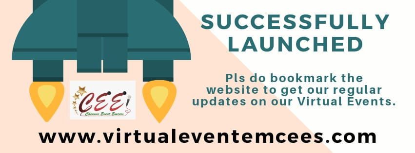 Virtual Event Emcees Website Launched
