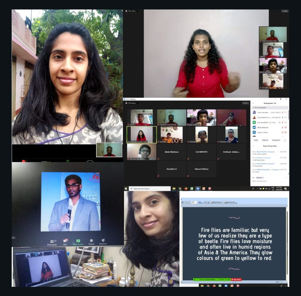4 Step process to organize an Online Training Program and Webinar with Chennai Event Professionals