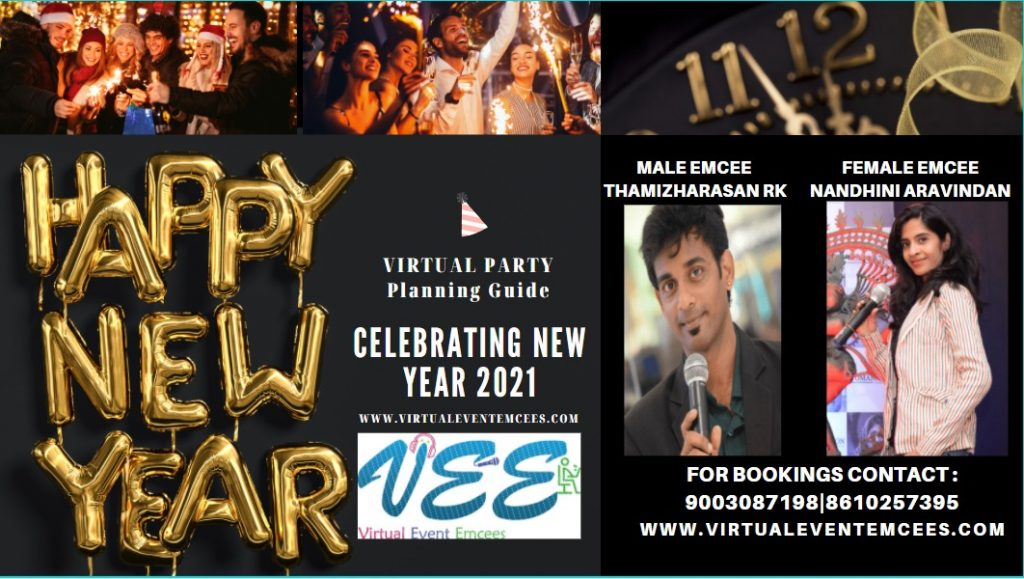 Happy New Year Eve 2021_Event by Chennai Event Entertainers