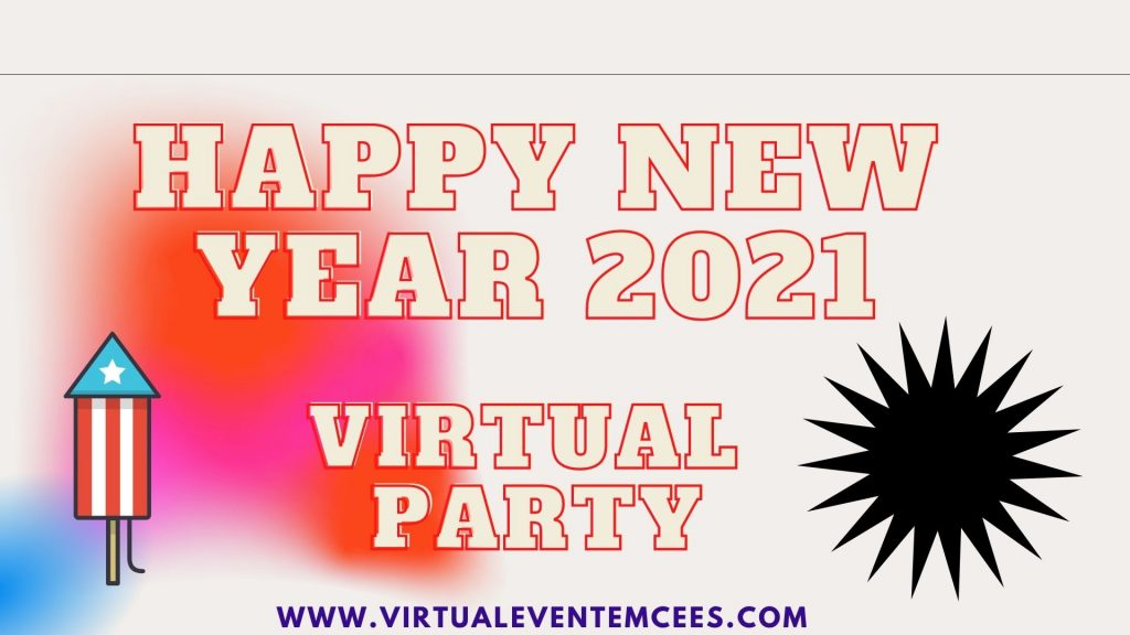 Virtual New Year Party Event 2021