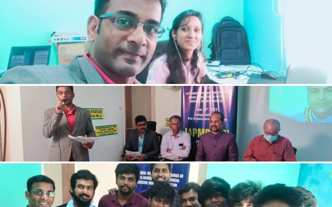 Virtual and Hybrid Event for Doctor's Conference by Chennai Event Emcees